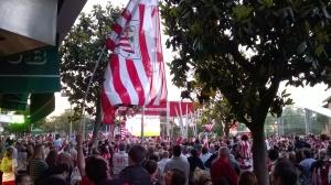 Bilbao v Barcelona...copa del ray 2015