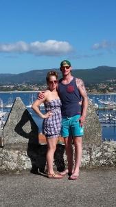 Ollie & Simone in Baiona
